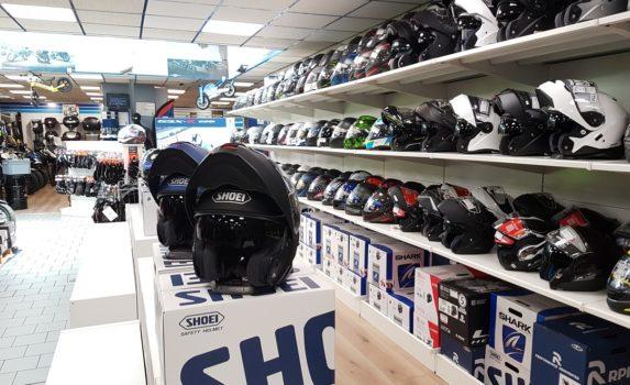 casques moto annecy - vente de casques motos a annecy